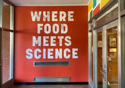 Where Food Meets Science